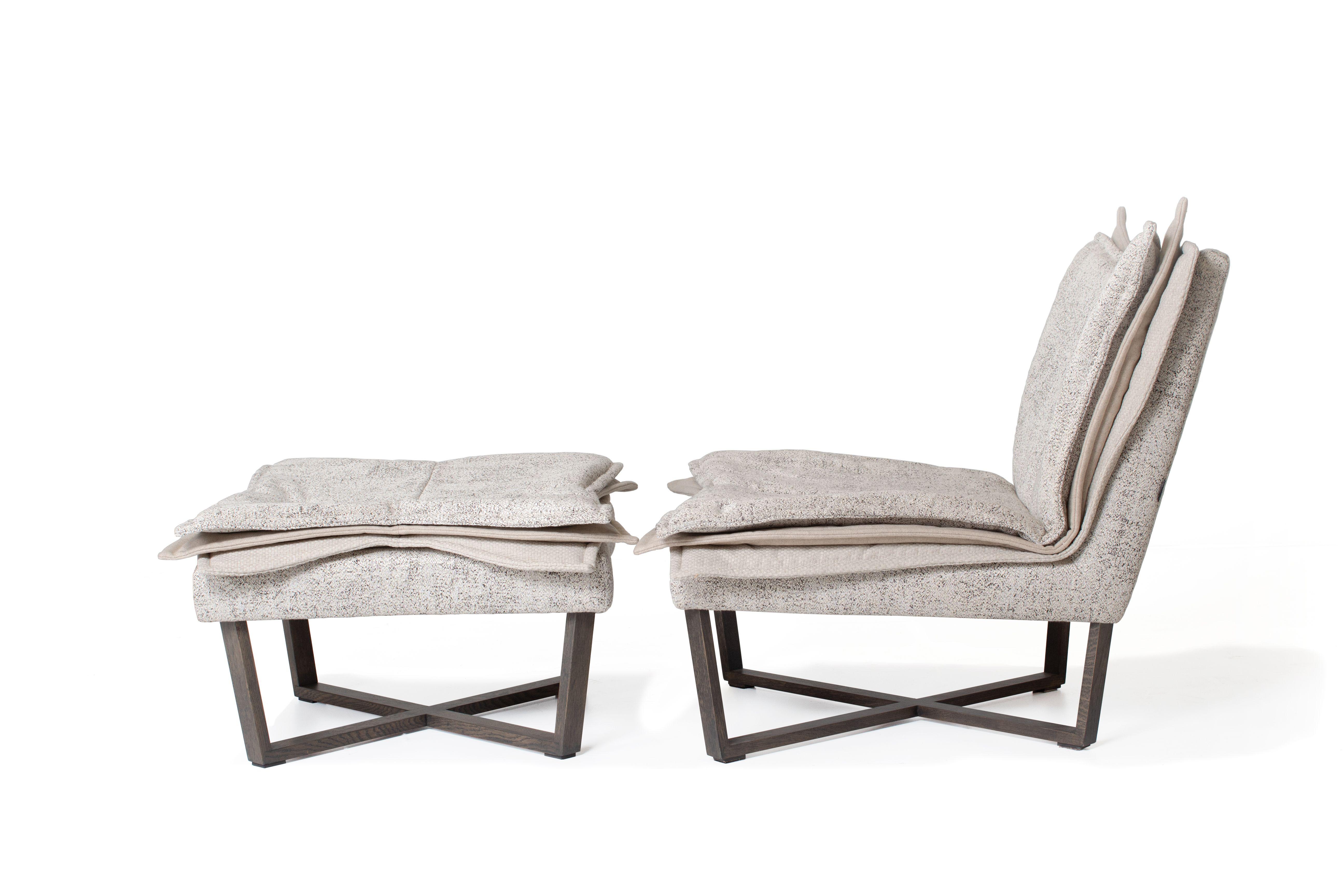 Strange Moome Our New Flo Chair Ottoman Moome Be Chair Short Links Chair Design For Home Short Linksinfo
