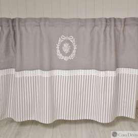 rideau lin sous evier romantique cuisine pinterest viers rideaux lin et rideaux sur mesure. Black Bedroom Furniture Sets. Home Design Ideas