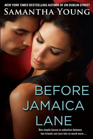 FicWishes: Talk Dirty - A Review of BEFORE JAMAICA LANE by Samantha Young