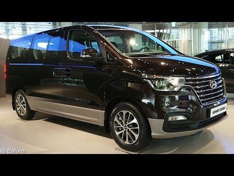 4 Hyundai New Grand Starex Urban Facelift 2 5 Crdi Walkaroud Exterior Interior Keralalives New Hyundai Hyundai Urban