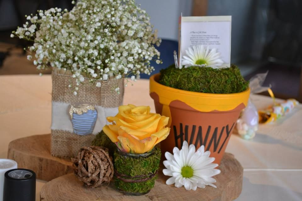 Adorable And Affordable Vintage Winnie The Pooh Baby Shower