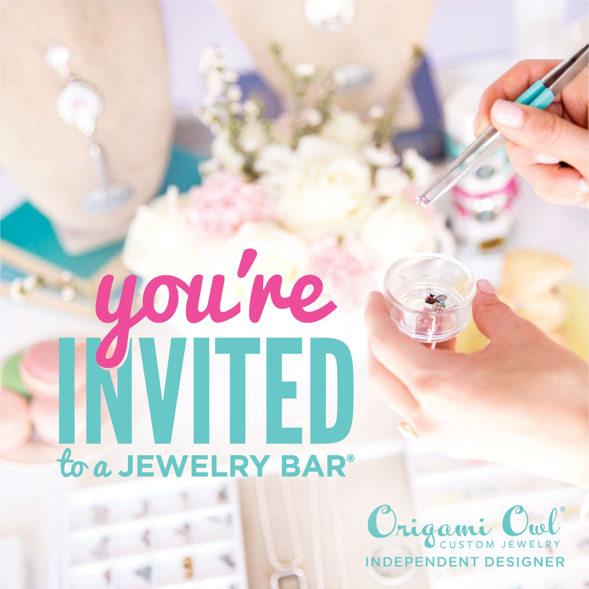 Origami Owl. You're invited to a jewelry bar! www ... - photo#16