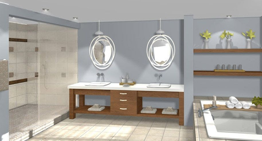 Bathroom Software Design Free Brilliant Highresolutionbathroomremodelsoftware  The Smallest Bathroom Design Inspiration