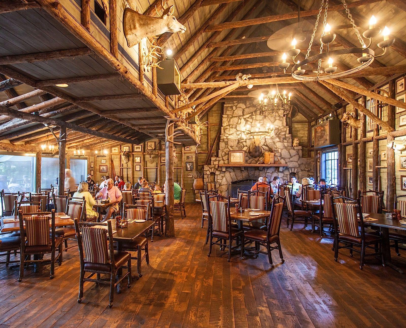 Restaurants In Branson Mo Big Cedar Lodge Missouri