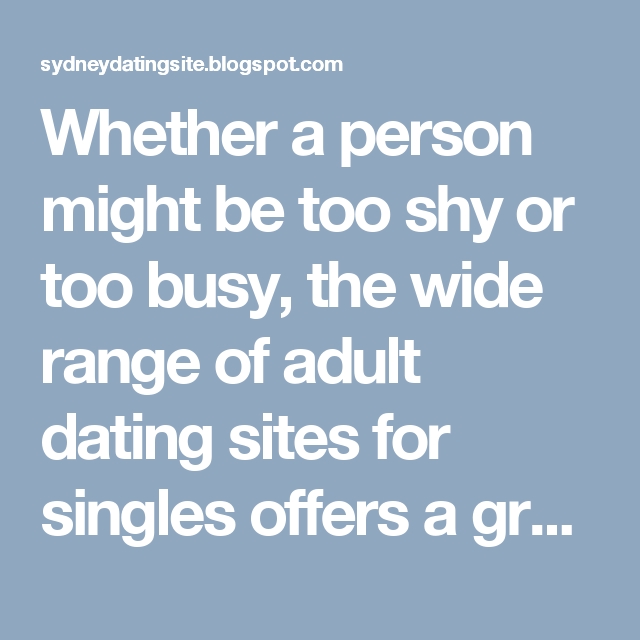 too-shy-for-internet-dating