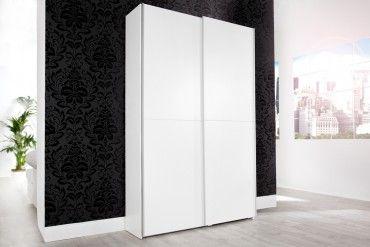 Design Garderobenschrank George Xxl Weiss 125cm Breit Schuhschrank Wunder Garderobe Kleiderschrank Schrank