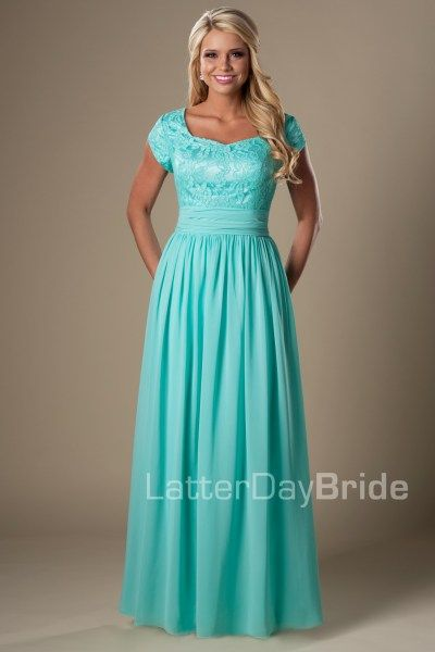 modest-bridesmaid-dresses-mallory-front | Prom/Homecoming Dresses ...