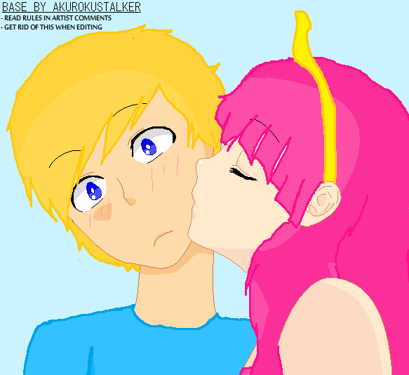 DeviantART More Like Finn The Human X Princess Bubblegum By