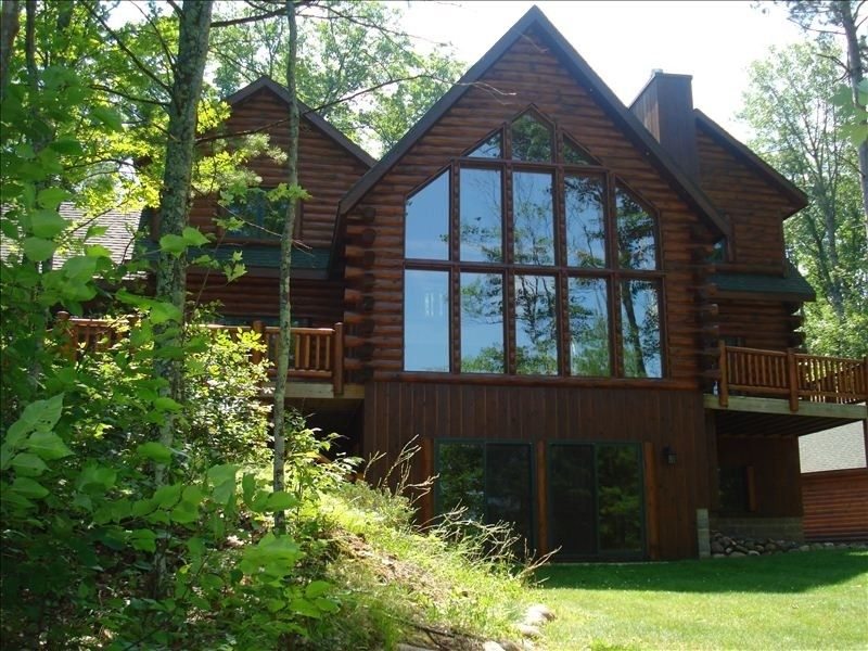 Marvelous Hayward Vacation Rental Vrbo 404837 4 Br Northwest Cabin Interior Design Ideas Gentotryabchikinfo