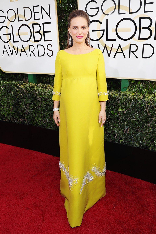 cb6294309d Golden Globes 2017 Best-Dressed Celebrities · Celebrity Maternity  FashionCelebrity ...