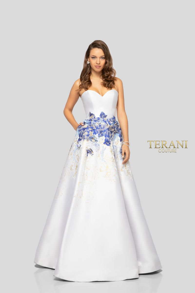 Photo of Terani Prom 1911P8514  Chic Boutique: Largest Selection of  …