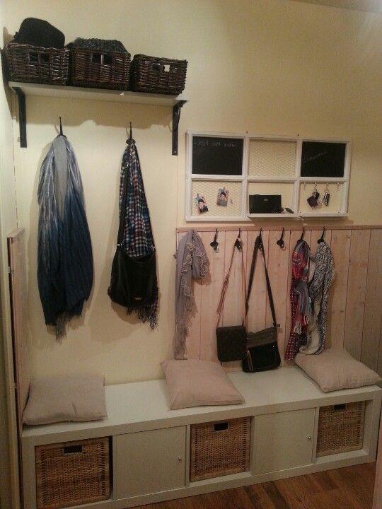 mon entr e entr e entr e maison am nagement entree. Black Bedroom Furniture Sets. Home Design Ideas