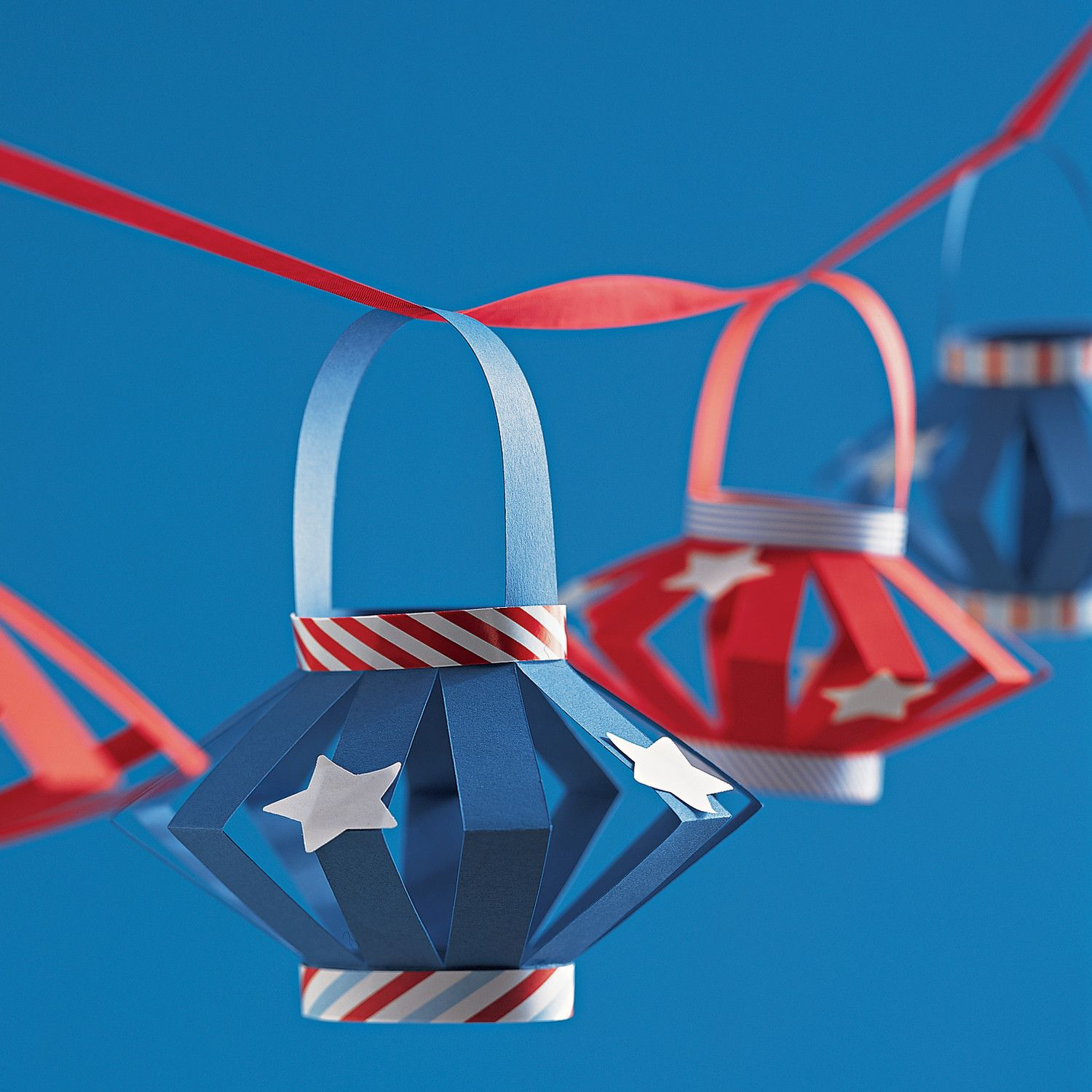 Fourth Of July Crafts And Decorations That Show Your Red