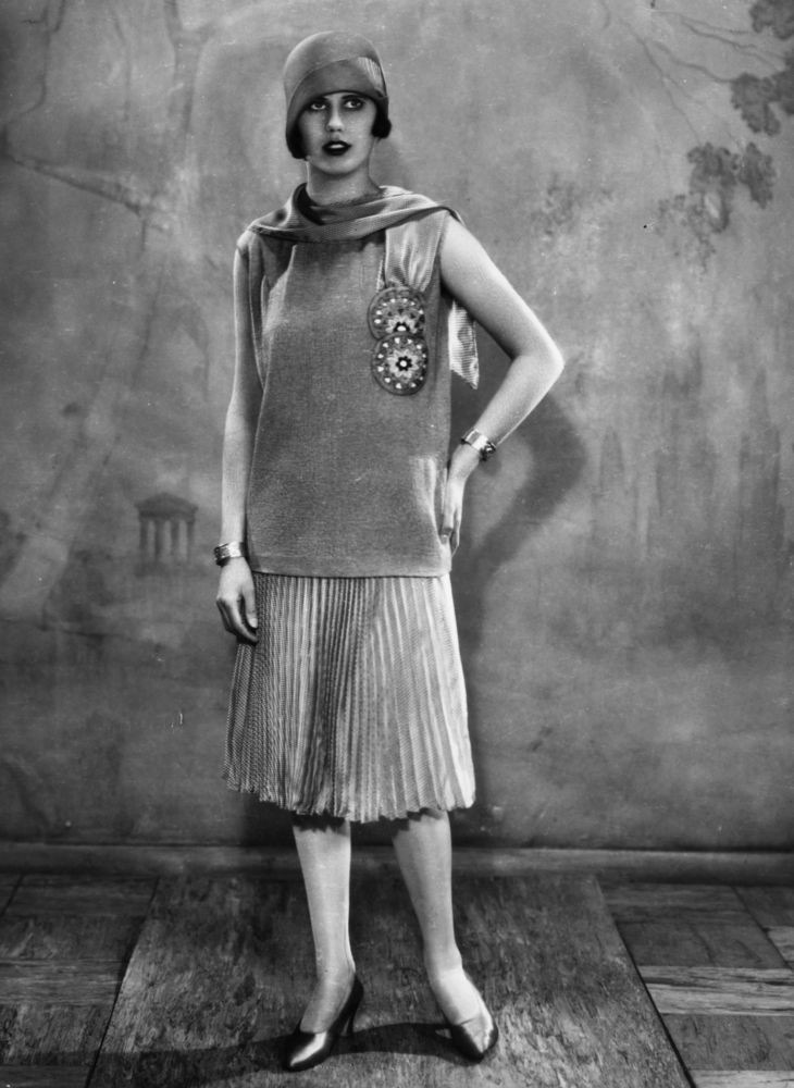 1920s Fashion Flapper Dresses