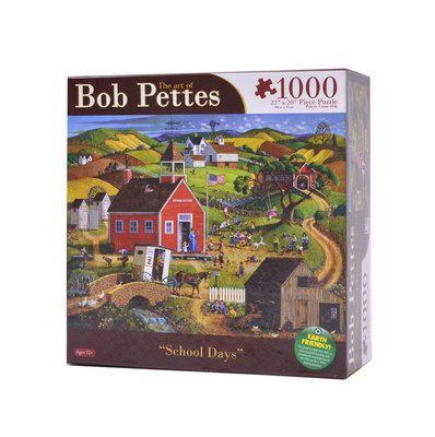 School Days by Bob Pettes. $12.