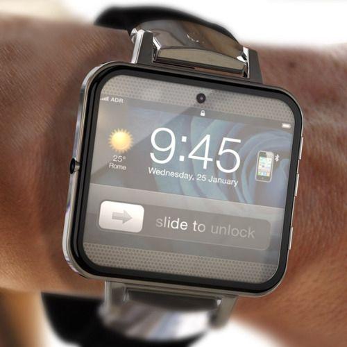 Este será mi nuevo reloj.