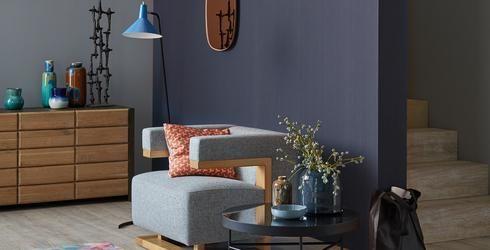 Trendfarbe Grape Schoner Wohnen Farbe Haus Deko Wohnen Schoner Wohnen