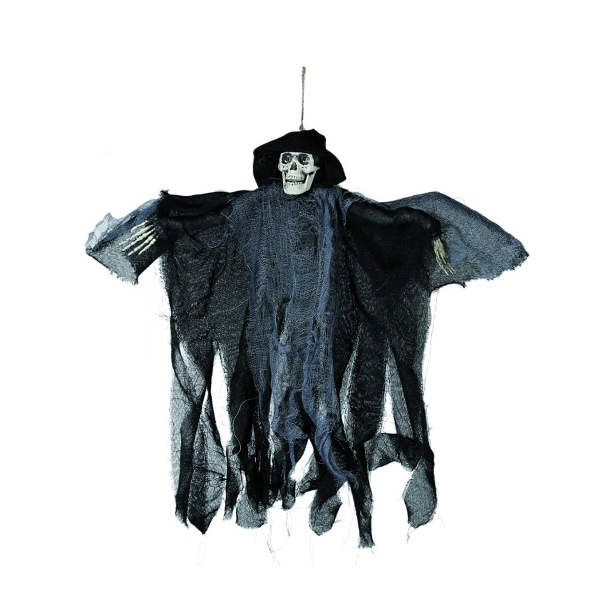 Figurine Halloween La Faucheuse Noir Halloween Costume Halloween Et Soiree Halloween