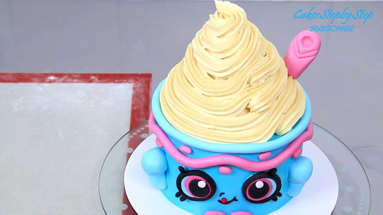 Image Result For Shopkins Yo Chi Cake