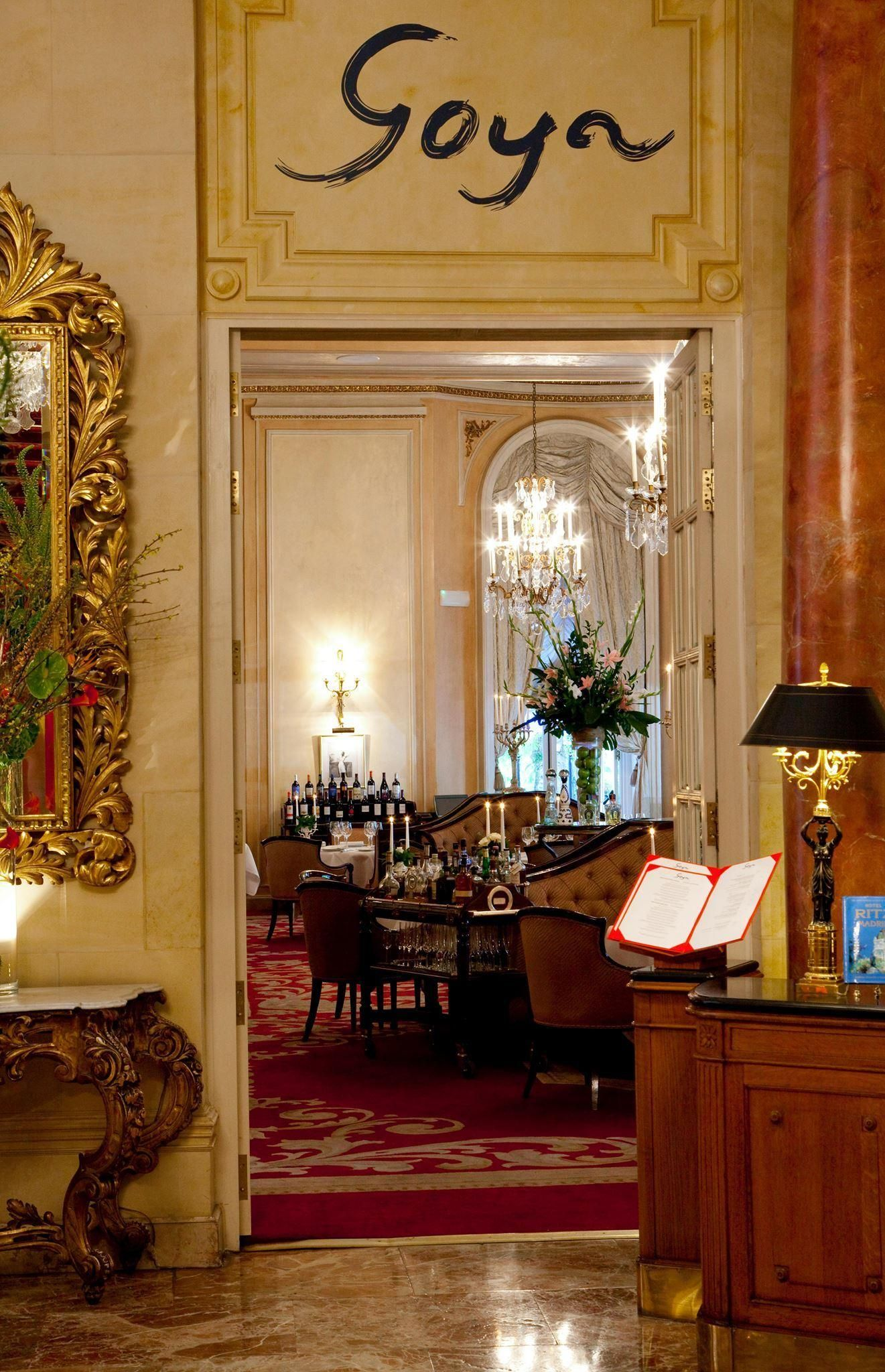 The Keeper Of The Golden Keys Madrid Hotels Spanish Style Decor