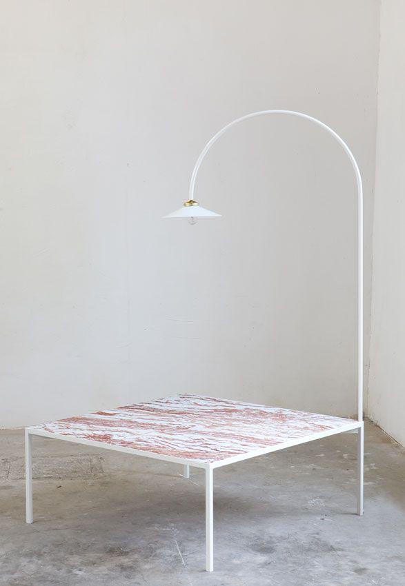 Low Table + Lamp, 2011 | Muller Van Severen