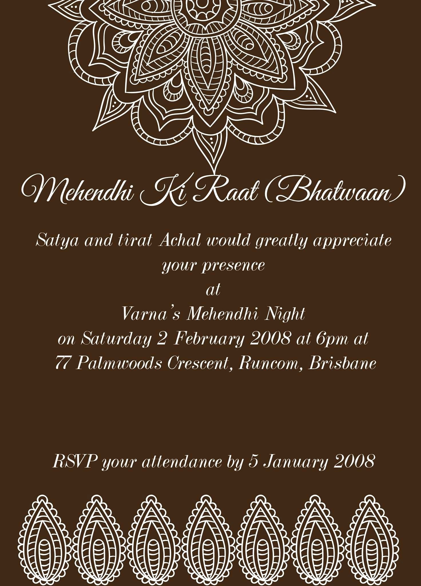 Walima Invitation Cards Wordings Inspirational Pin Sample Wedding Invitation Wording Wedding Invitation Wording Templates Wedding Invitation Envelopes Address