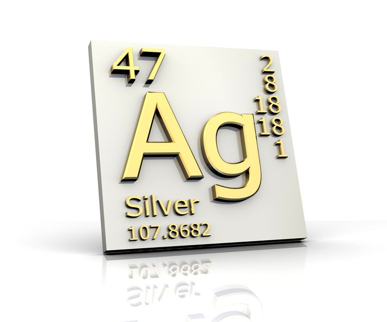 Silver Is A Chemical Element With The Symbol Ag Rguros Both