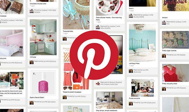 #Pinterest, uma excelente rede social para divulgação de produtos.
