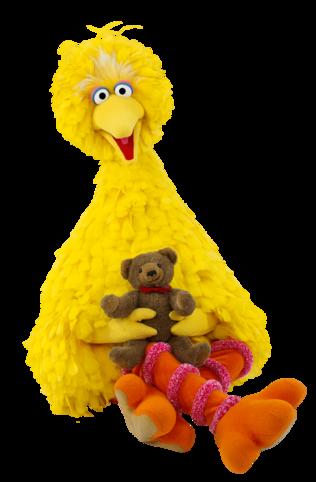 Radar Big Bird Sesame Street Sesame Street Muppets Sesame Street
