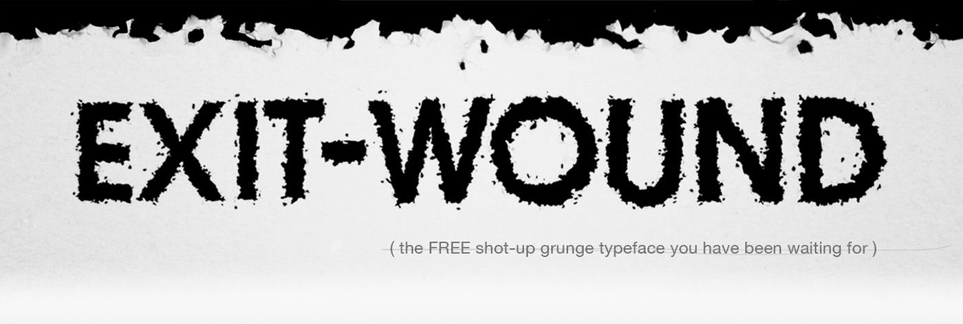 There are a lot of awesome typefaces out there, this is a