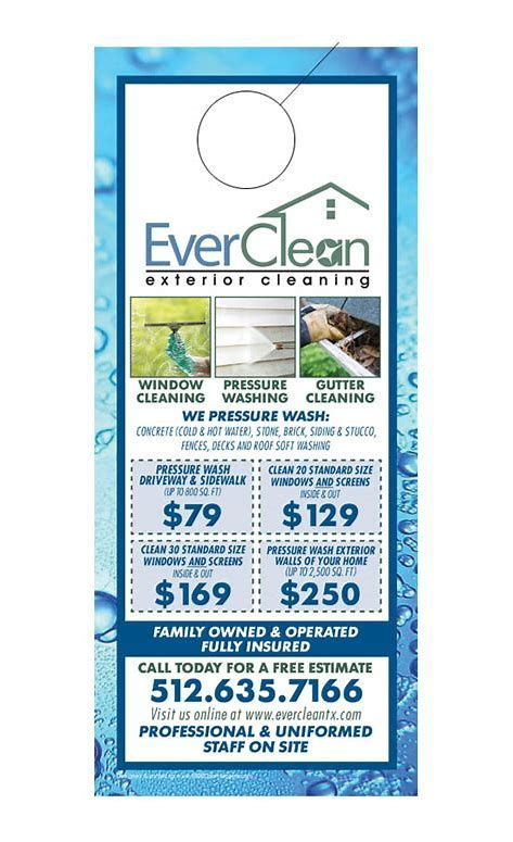 Image Result For Pressure Washing Flyers Templates Free Pressure