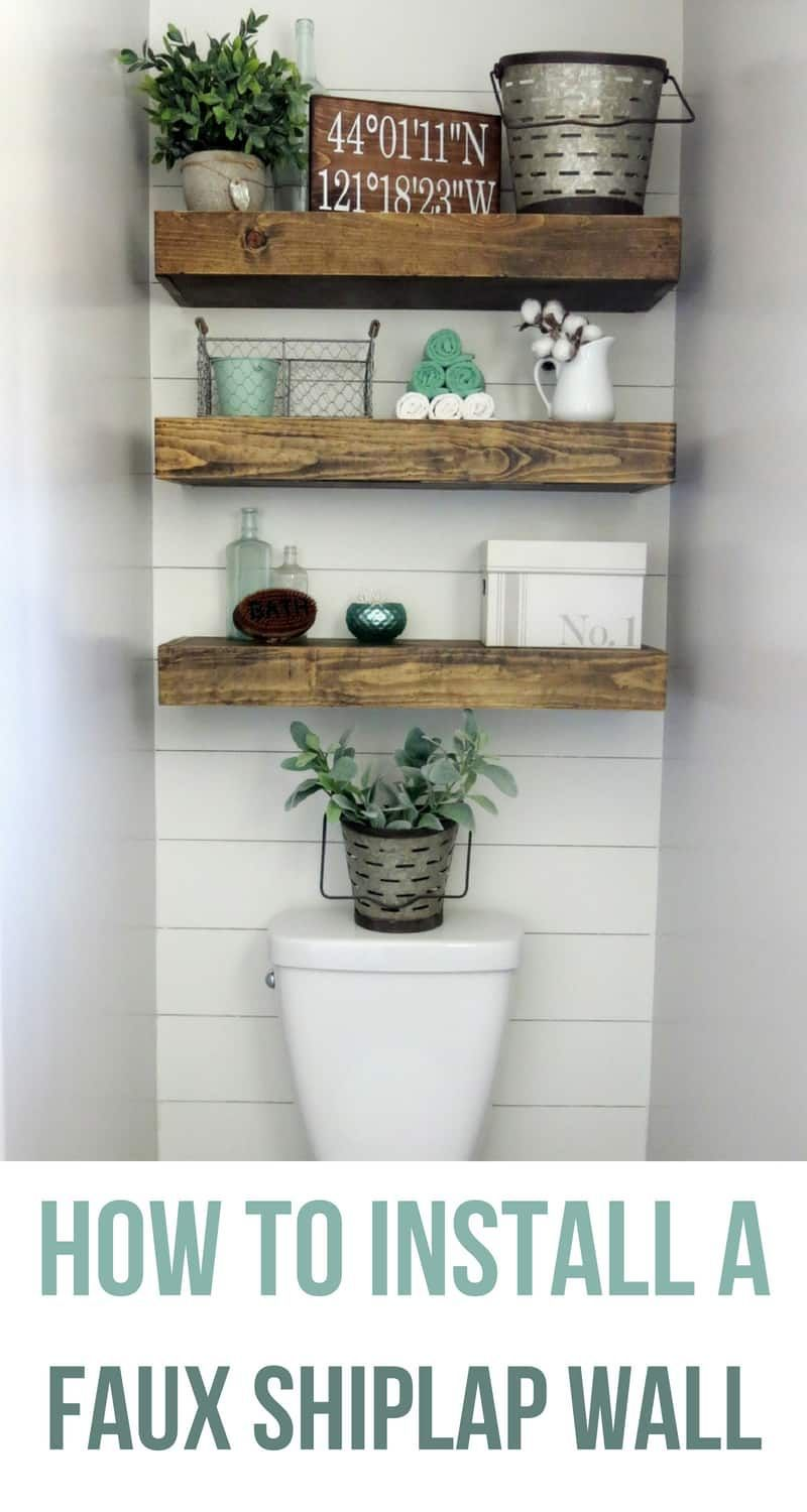 41 DIY Frugal Farmhouse Decor Projects and Tutorials