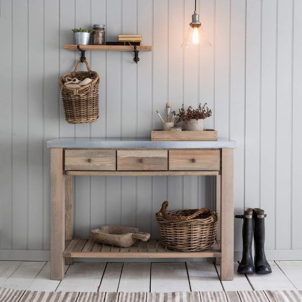 Aldsworth Pflanztisch Saetisch Schrank Mit Schubladen In 2020 Potting Table Potting Tables Garden Furniture Sets