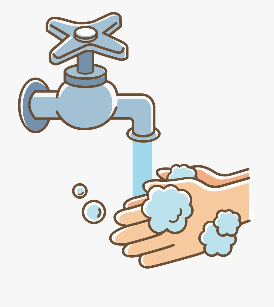 Download And Share Free Hand Clipart Wash Cartoon Wash My Hands Cartoon Seach More Similar Free Transparen Hand Clipart Clip Art Germs Preschool Activities
