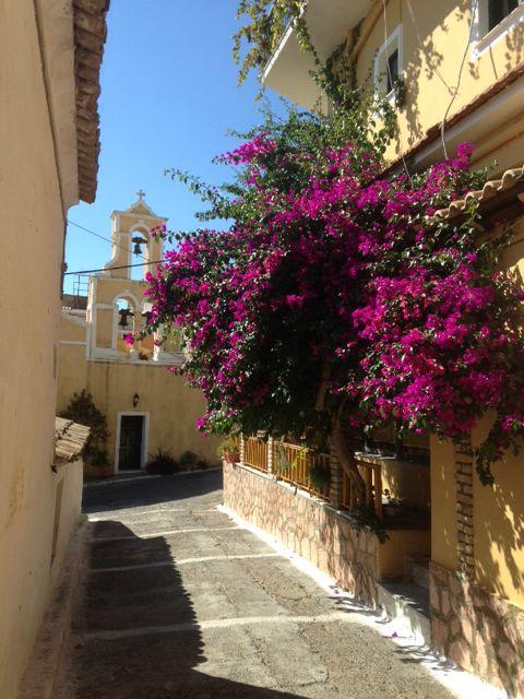 Pelekas, Corfu, Greece