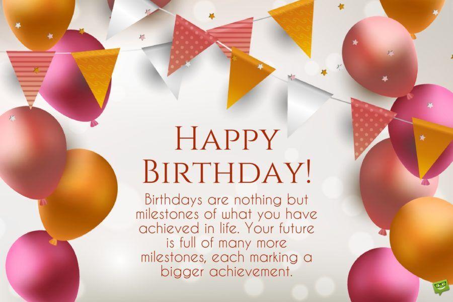 Inspirational Birthday Wishes Birthday Wishes Birthday Wishes