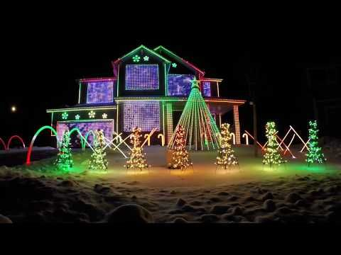 Trista Lights 2016 Christmas Light Show - Featured on ABC's The Great Christmas  Light Fight - YouTube - Trista Lights 2016 Christmas Light Show - Featured On ABC's The