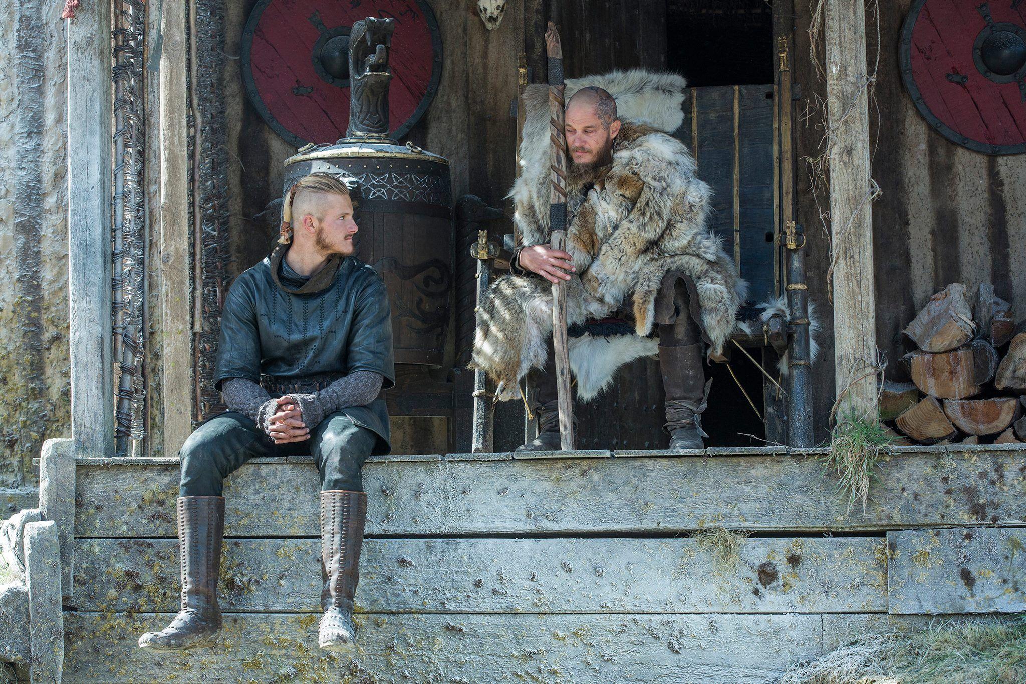 Bjorn & Ragnar ~ Saison 4