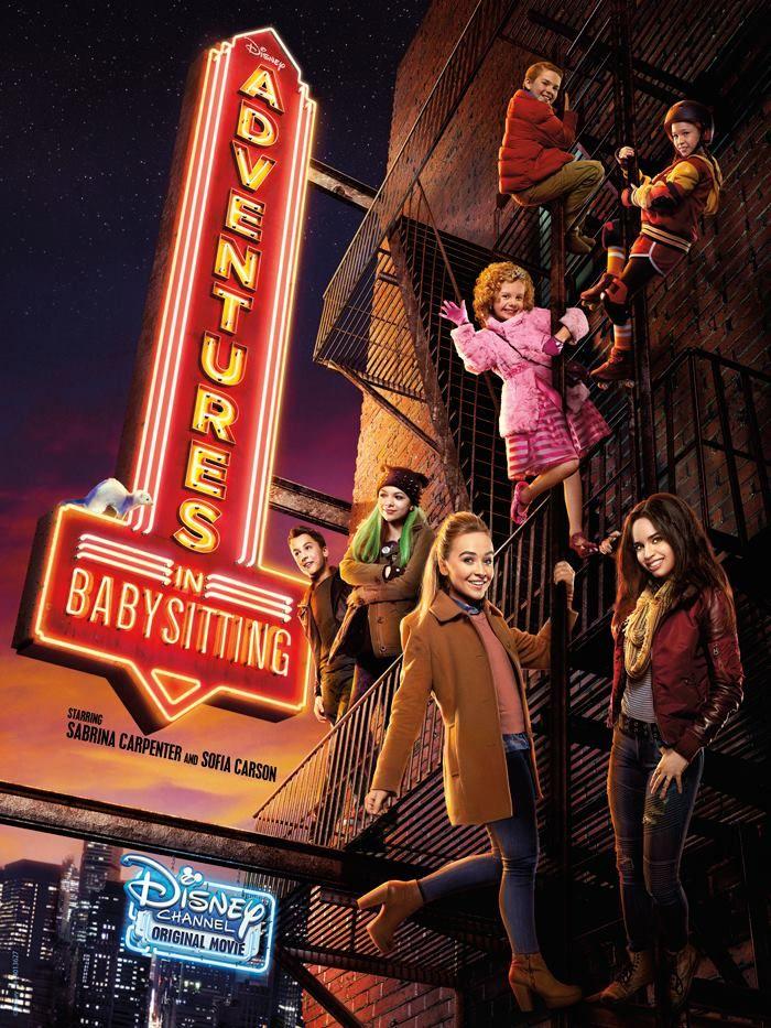 Adventures In Babysitting On Disney Channel This Summer - 24 disney movies secrets