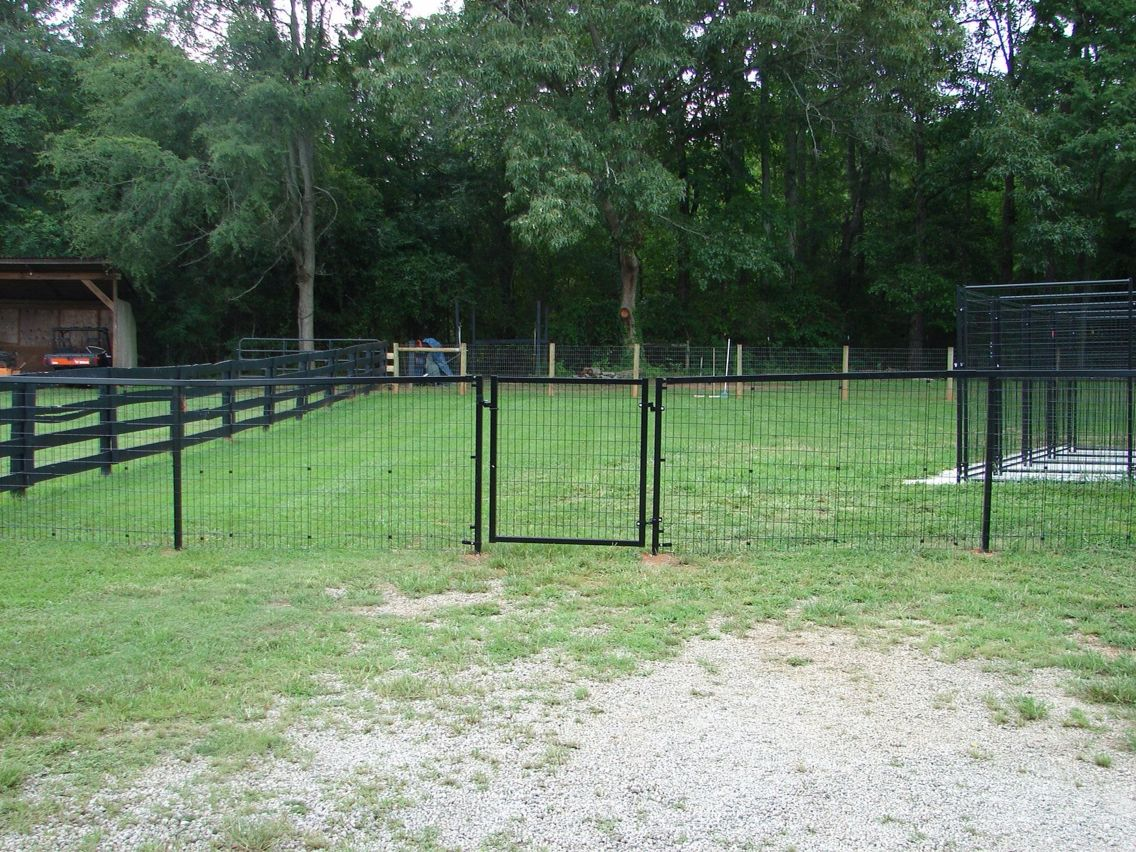Quot Yard Guard Select Quot Welded Wire Fencing From Home Depot