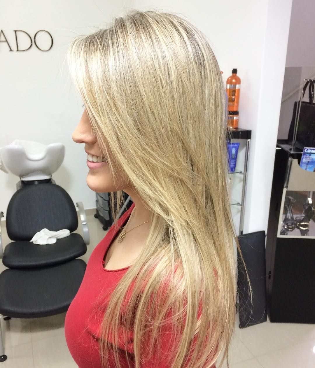 Review!!! #blond #blondhair #loiras #loiros #loirissimo #loirosdivos #hair #hairtrends #cabelo #cabelodossonhos by jeffersonfonsecamakeup_hair