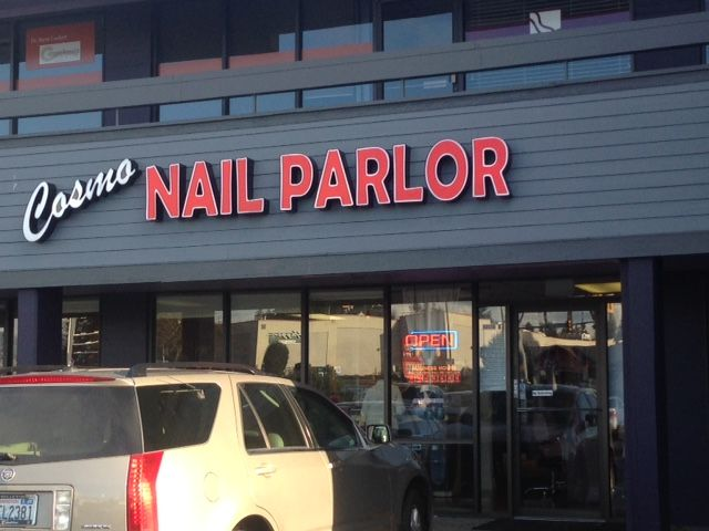January Featured Fairwood Business. Cosmo Nail Parlor at Petrovitsky ...