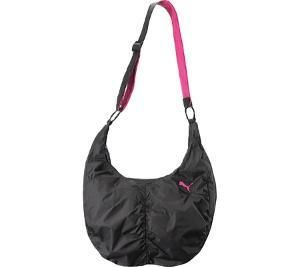 a9feb74cdd92 Puma Training Shine Cross-Body Hobo Women s Medium Handbag