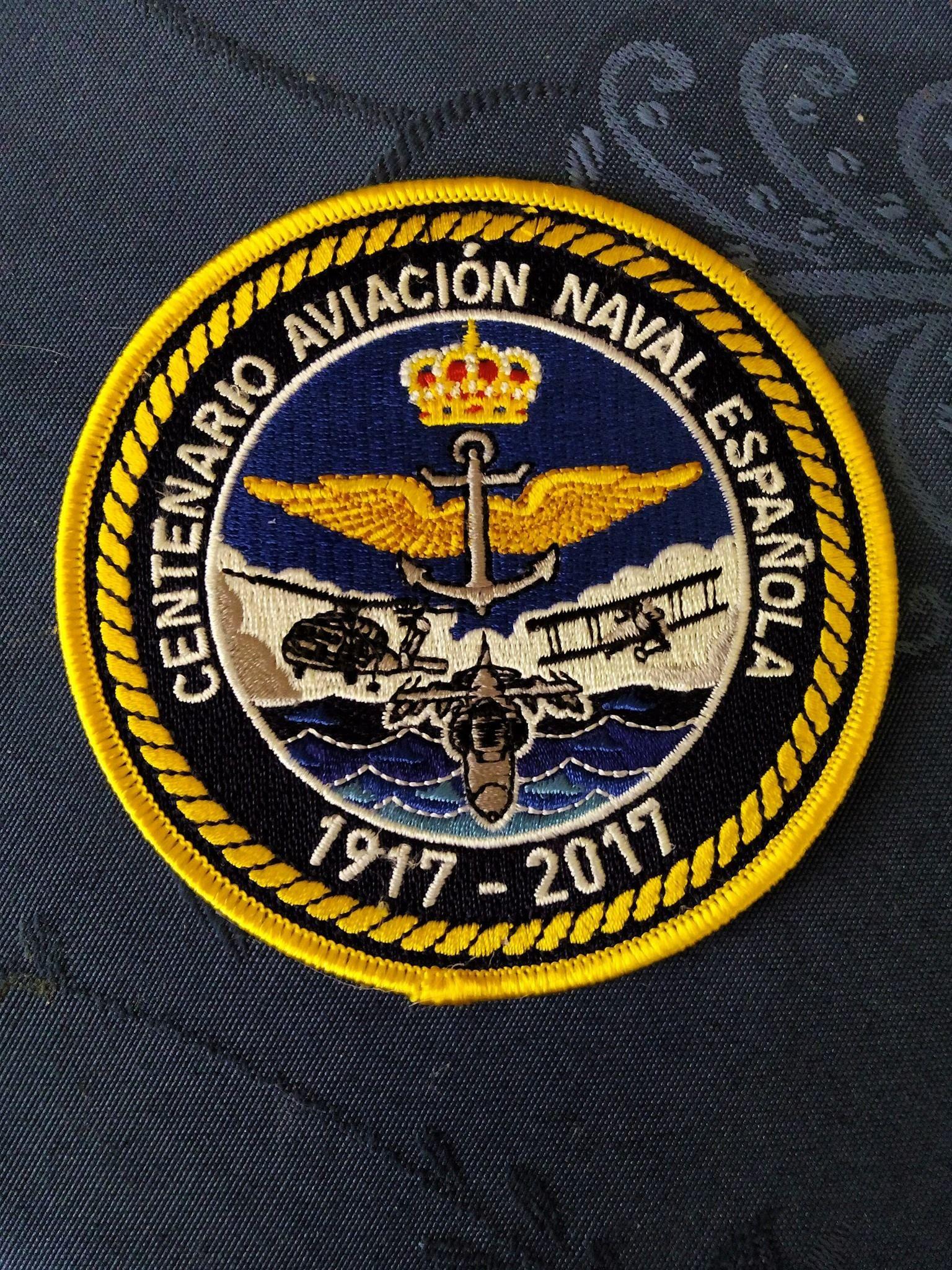 Centenario De La Aviaci N Naval Espa Ola 1917 2017 Fuerza  # Muebles Locos Centenario