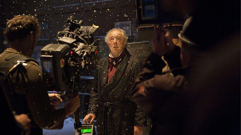 Dr Who Christmas Carol.Doctor Who 6x00 A Christmas Carol Behind The Scenes