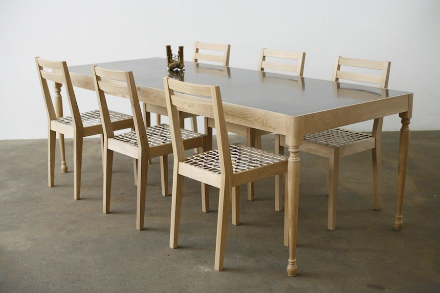 Jamesmudge Files Gimgs 1 Walnut 4m Table With Chairs