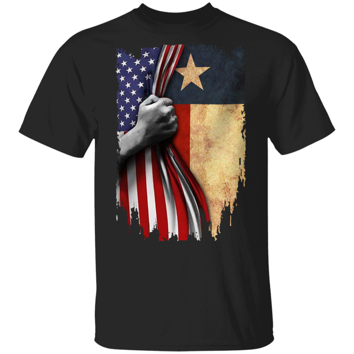 Texas Flag Inside American Flag T Shirt Fourth Of July Shirts Gift For Patriotic In 2020 Fourth Of July Shirts American Flag Tshirt Flag Tshirt