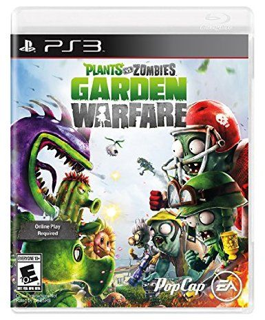 Amazon Com Plants Vs Zombies Garden Warfare Playstation 3 Video