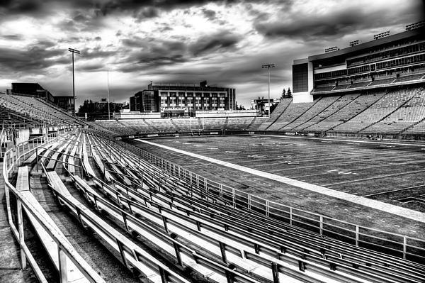 Wsu Cougars Washingtonstate Martin Stadium On The Washington