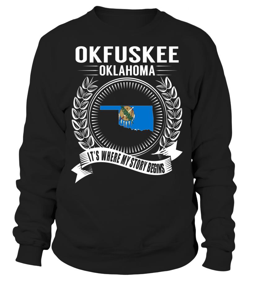 Okfuskee, Oklahoma - It's Where My Story Begins #Okfuskee